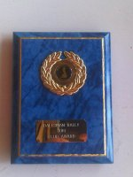 2010 Dalesman Club Award